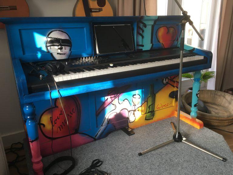 Zo bouwde ik mijn nieuwe kroeg-piano